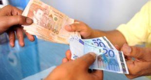 أسعار صرف العملات الأجنبية مقابل الدرهم اليوم الثلاثاء