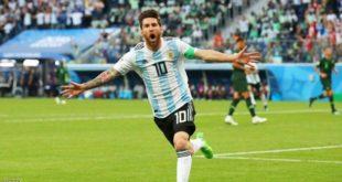مونديال 2022.. ميسي يقود تشكيلة الأرجنتين في التصفيات