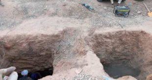 مقتل صحراويين حرقا على يد افراد الجيش الجزائري