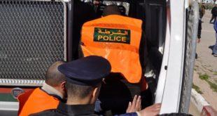 أمن مراكش يوقف ثلاثة أشخاص لهذا السبب