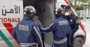 توقيف ثلاثيني بتهمة الضرب والجرح والاغتصاب المقرون بالعنف