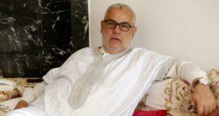 بنكيران: الرئيس الفرنسي أخطأ وعلى الفرنسيين الإعتذار