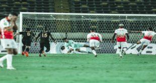 الوداد البيضاوي ينهزم أمام الأهلي المصري بثنائية نظيفة