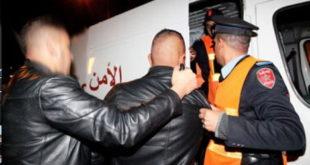 توقيف 13 شخصا بعد ليلة رعب وترويع في الدار البيضاء
