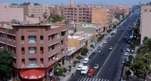 زوج مغنية مغربية يحدث شجارا بحي جليز