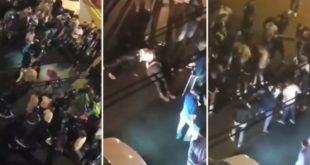"""المؤبد في حق مفتش شرطة الذي """"أعدم"""" شابين في الشارع العام بسلاحه الوظيفي"""
