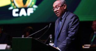 """الفيفا.. منع رئيس """"الكاف"""" من مزاولة أي نشاط يتعلق بكرة القدم لمدة خمس سنوات"""