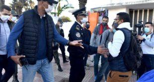 جمعية حقوقية تدين الإنتهاك الممنهج للحق في التظاهر السلمي بالمملكة