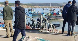 العثور على جثة بميناء العرائش يستنفر المصالح الأمنية