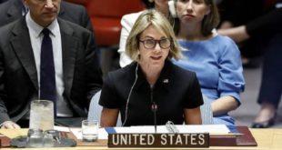 """""""كيلي كرافت""""  تشعر """"غوتيريش"""" و""""الأمم المتحدة"""" باعتراف أمريكا بمغربية الصحراء"""