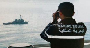 """فقدان متدربين في قوات """"كوماندوز"""" للبحرية المغربية خلال تدريبات عسكرية"""