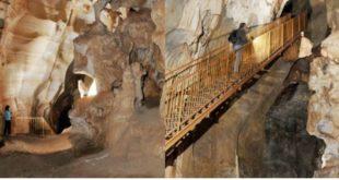 بركان: اكتشاف أقدم نقوش صخرية تعود للعصر الحجري الأعلى بمغارة الجمل بزݣزل