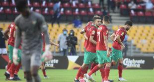 """المنتخب الوطني للمحليين يفوز على نظيره الطغولي في أولى مباريات """"الشان"""""""