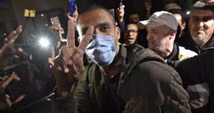 إطلاق سراح 33 من معتقلي الحراك الشعبي بالجزائر