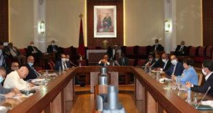 لجنة الداخلية تصادق على مشروع قانون يتعلق باللوائح الانتخابية العامة وعمليات الاستفتاء واستعمال وسائل الاتصال السمعي البصري العمومية