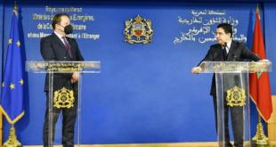 المغرب يدعو الإتحاد الأوروبي إلى دعم الحكم الذاتي في الصحراء
