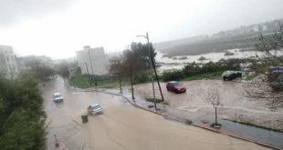 فيضانات طوفانية ترعب ساكنة تطوان (صور وفيديو)