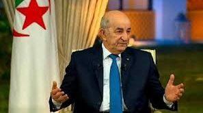 الرئاسة الجزائرية تحدد موعد إجراء الإنتخابات التشريعية المبكرة