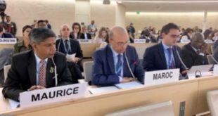المغرب يندد بالممارسات المشينة للجزائر الهادفة إلى تضليل المجتمع الدولي