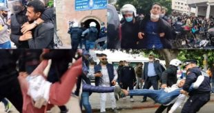 اعتقال 19 أساتذا متعاقدا في مسيرة الرباط والتنسيقية تعلن استعدادها للتصعيد إلى حين إطلاق سراحهم