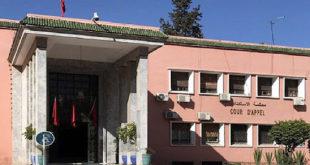 إدانة مسؤول سابق بولاية جهة مراكش- أسفي ب 6 سنوات سجنا نافذا