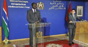 غامبيا تجدد دعمها الكامل للسيادة والوحدة الترابية للمغرب أمام الأمم المتحدة