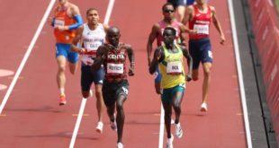 أولمبياد طوكيو: تأهل العداءان نبيل أسامة و الكص إلى نصف نهاية 800 متر