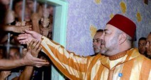 عفو ملكي على 1243 شخصا بمناسبة ذكرىعيد العرش المجيد