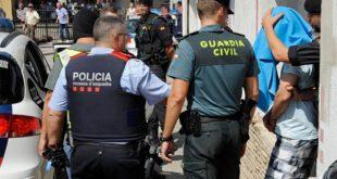 السلطات الإسبانية تعتقل مغربيا بسبب تشغيله عمالا مقابل 5 أورو