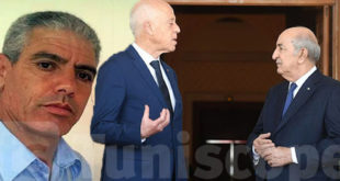 """منظمات حقوقيّة تونسية تندد بتسليم  الناشط السياسي """"سليمان بوحفص"""" للجزائر"""