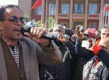 """رفاق """"الغلوسي"""" يعتزمون الاحتجاج بالرباط ضد منحة الوزراء وعودة المفسدين للمؤسسات التمثيلية"""