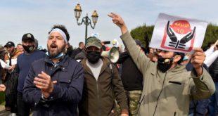 """تنسيقية """"الزنزانة 10"""" تدشن الدخول المدرسي بإضراب وطني ووقفة احتجاجية امام الوزارة"""