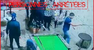 اعتقال شخصين هجما على مقهى مدججين بسيوف في فاس