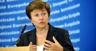"""صندوق النقد الدولي يجدد ثقته بمديرته العامة """"كريستالينا جورجييفا"""""""